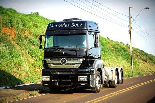 mercedes-benz axor 2544 2013 6x2 premium