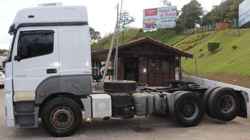 mercedes benz axor 2544 2013 completa