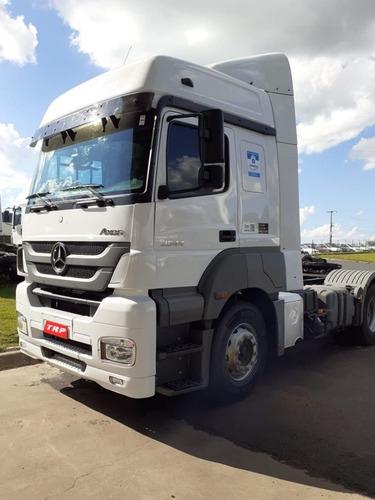 mercedes benz axor 2544 - 2018/2018 - compre com a jbs