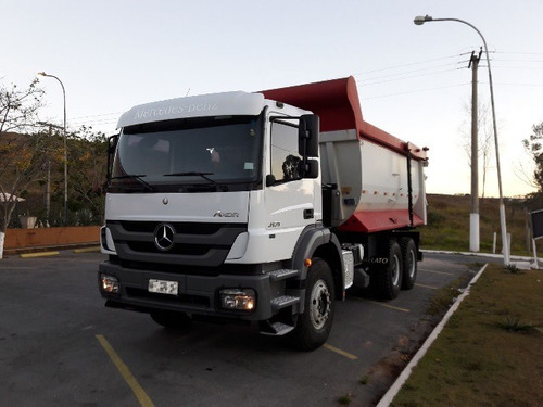 mercedes-benz axor 3131 o mais novo do brasil !!!!!