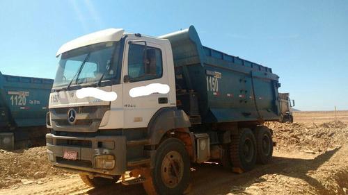 mercedes-benz axor 3344 2012