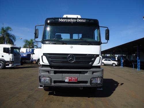 mercedes benz axor 3344 6x4 ano 2009/09