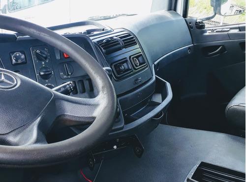 mercedes-benz axor 3344 6x4 - automático - 2014