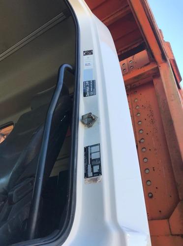 mercedes-benz axor 3344 / plataforma com carroceria