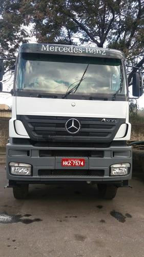 mercedes-benz axor 4144 2012