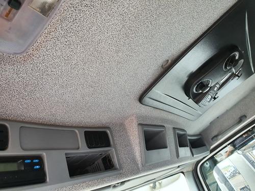 mercedes-benz axor mb 1933 4x2 aut 2014 / financiamos