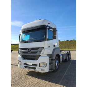 Mercedes-benz Axor Mb 2644 6x4 2016 / Financiamos