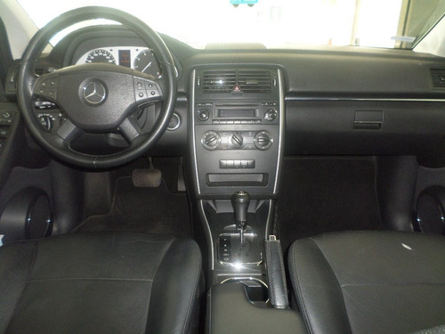 mercedes-benz b 170 1.7 8v gasolina 4p automático