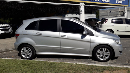 mercedes-benz b 180 1.7 8v gasolina 4p automático