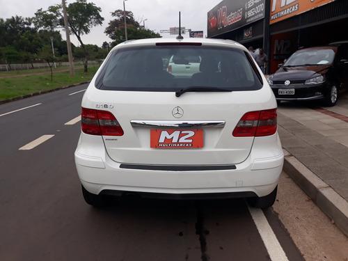 mercedes-benz b 180 1.7 family 8v gasolina 4p automático