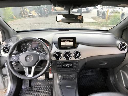 mercedes benz b 180 diesel 7 cambios 2013