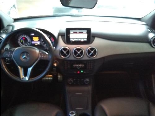 mercedes-benz b 200 1.6 sport turbo gasolina 4p automático