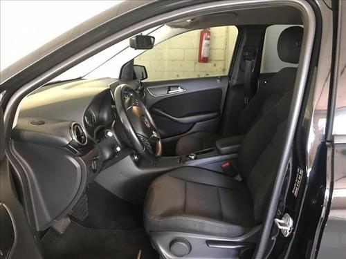 mercedes-benz b 200 1.6 turbo gasolina 4p automatico
