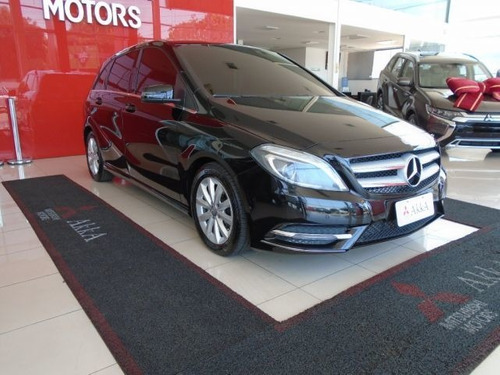 mercedes-benz b-200 1.6 turbo, mit4546