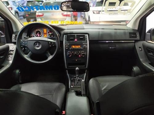 mercedes benz  b 200  automático 2009