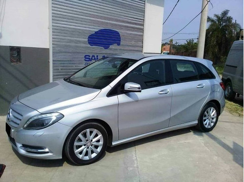 mercedes benz b 200 blueficiency city aut 2013