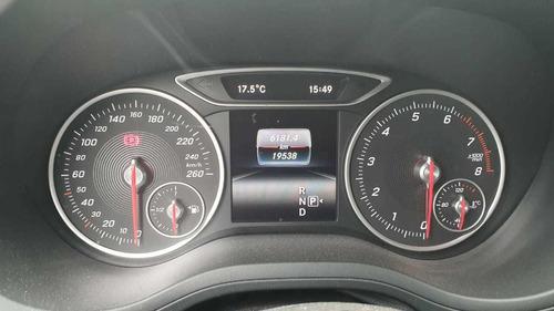 mercedes benz b 200 city 2018 con 29.500 km!!!!conc oficial