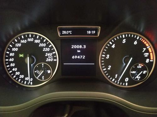 mercedes benz b 200 city manual  2013