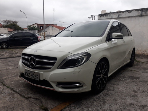 mercedes-benz b 200 sport sport turbo