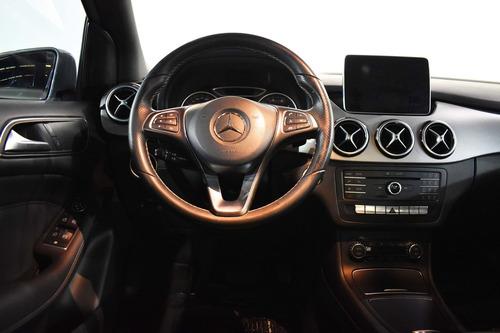 mercedes-benz  b200 automatica 2017 rpm moviles showroom