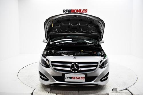 mercedes-benz  b200 automatica edlc 2017 rpm moviles