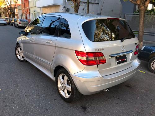 mercedes benz b200 plus cdi 2.0 i 2007 i automatico