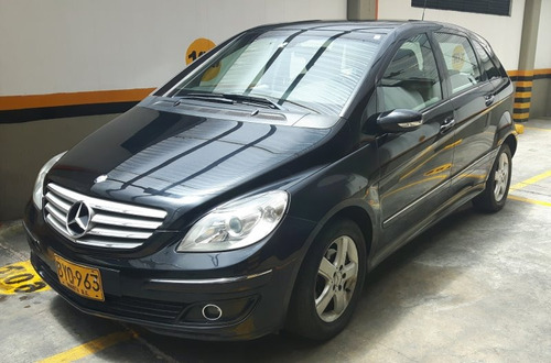 mercedes benz  b200 turbo