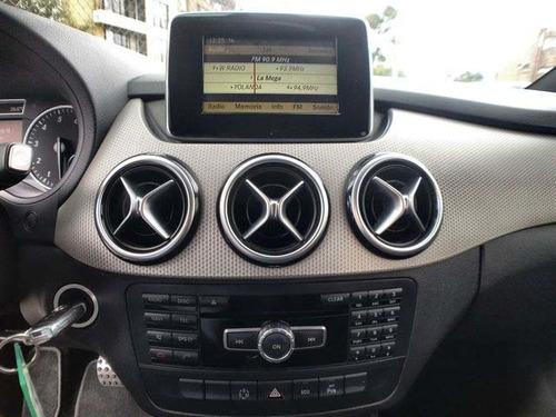mercedes-benz b200 turbo sec 1,6 gasolina