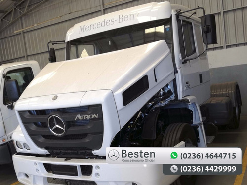 mercedes benz besten atron 1735s/45 camión 0km financiación.
