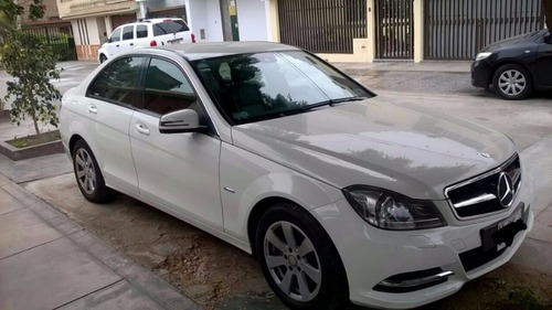 mercedes benz blanco 2012
