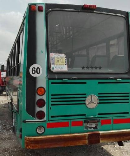 mercedes benz bmo390 version 1320 modelo 1997 ant+cuotas