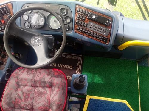 mercedes benz busscar 1999