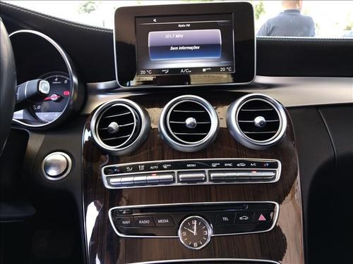 mercedes-benz c 180 1.6 cgi 16v turbo flex 4p automatico