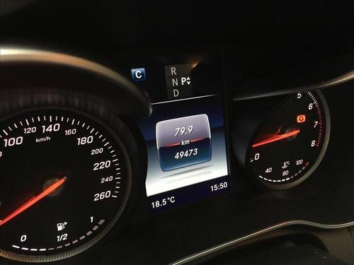 mercedes-benz c 180 1.6 cgi avantgarde 16v turbo