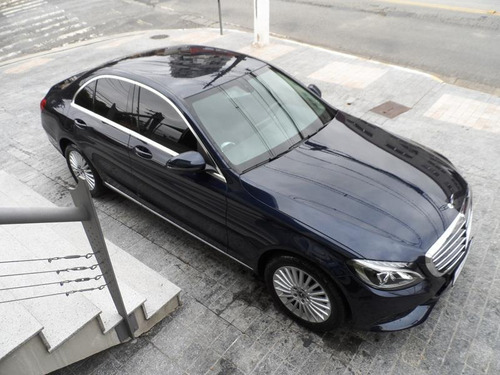 mercedes-benz c 180 1.6 cgi exclusive 16v turbo gasolina 4p