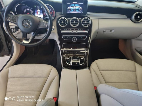 mercedes-benz c 180 1.6 cgi exclusive