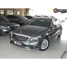 Mercedes-benz C 180 1.6 Cgi Flex Exclusive 9g-tronic