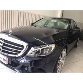 Mercedes-benz C 180 1.6 Exclusive Turbo Flex 4p 2018
