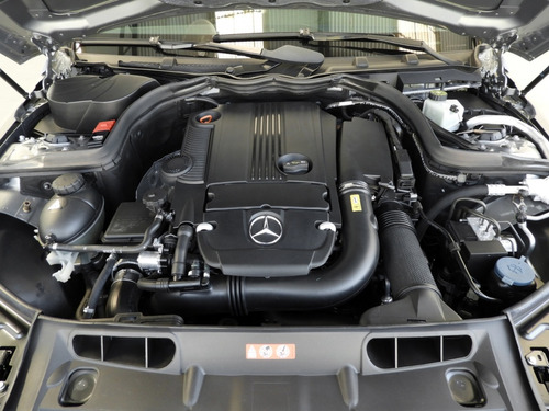 mercedes benz c 180 1.8 cgi 4p automático