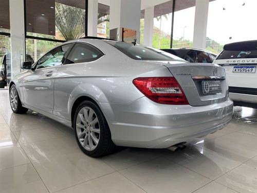 mercedes-benz c 180 1.8 cgi coupé turbo 16v gasolina 2p