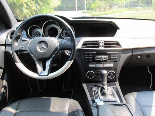 mercedes-benz c 180 1.8 cgi coupé turbo 2012