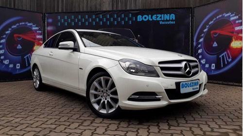 mercedes-benz - c 180 1.8 cgi coupe turbo 2012