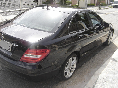 mercedes benz c 180 2012