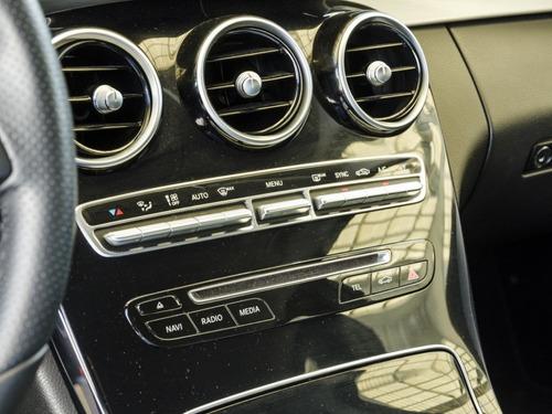 mercedes-benz c 180 aut