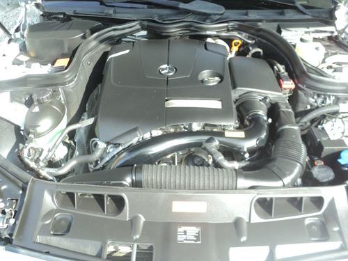 mercedes benz c-180 blue efficiency año 2013