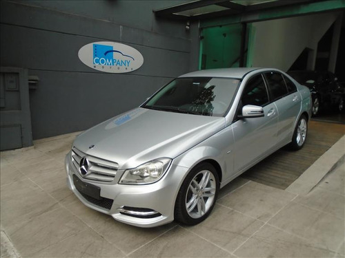 mercedes-benz c 180 c180 turbo 2012