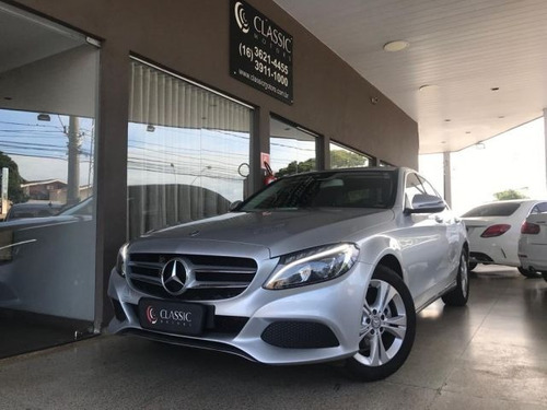 mercedes-benz c-180 cgi exclusive 1.6 16v turbo, fxa1819
