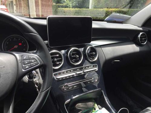 mercedes benz c 180, turbo, automatico, auto pemex, sedan, a