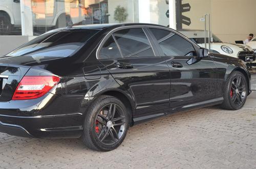 mercedes-benz c 200 1.8 cgi turbo sport 16v gasolina 4p