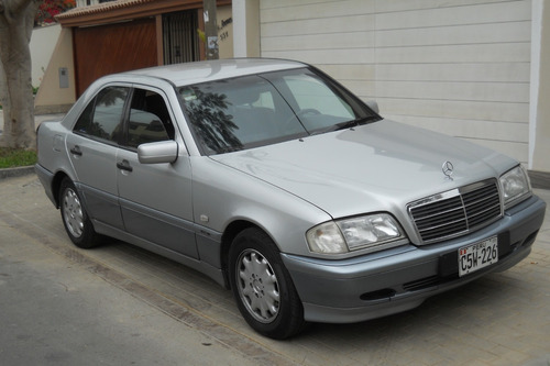 mercedes benz c 200 1999